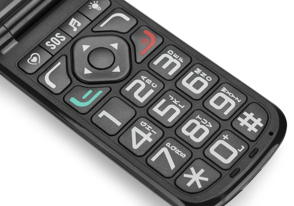 7 Essential Features of Seniors Mobile Phone - Seniors Phone