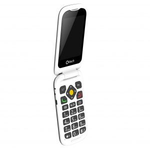 Olitech Easyflip 4g mobile phone for seniors