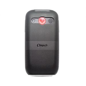 Olitech EasyMate 3G Seniors Mobile Phone Case - Black