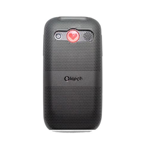 Olitech EasyMate 3G Seniors Mobile Phone Case - Black